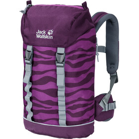 Jack Wolfskin Jungle Gym - Sac à dos Enfant - rose/violet